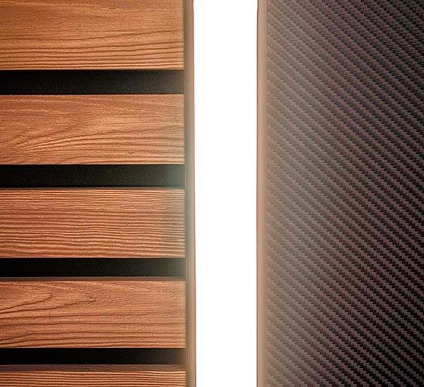 matière bois carea design